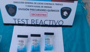 Detuvieron a la hermana de Nicolás De La Cruz con 41 kilos de cocaína