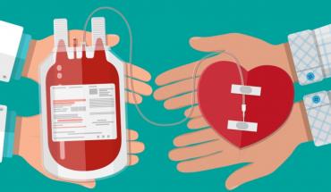 """Día Nacional del Donante Voluntario de Sangre:""""donar sangre es donar vida""""."""