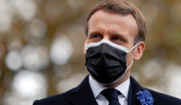 """Dueño indiscutido de la pelota"": la carta del presidente francés Emmanuel Macron"