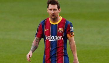 """Dura crítica contra Messi: """"Es emperador y monarca de Barcelona"""""""