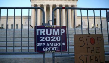 """EE.UU: Autoridades aseguraron que la elección fue la """"más segura en la historia"""""""