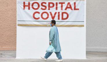 El IMSS habilitó 16,118 camas para pacientes de COVID-19