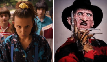 "El actor de ""Freddy Krueguer"" se suma a Stranger Things"