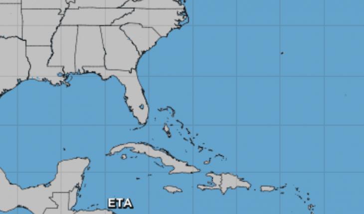El peligroso huracán Eta ya tocó tierra en Nicaragua