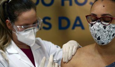 El voluntario de la vacuna china en Brasil murió por otras causas