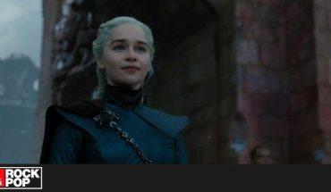 Emilia Clarke improvisó una de sus escenas más icónicas en Game Of Thrones — Rock&Pop