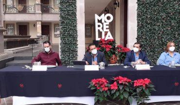 En 2021 iniciará reactivación del turismo en Morelia