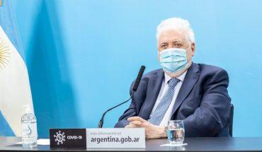 """""""Equidad distributiva"""": la premisa del gobierno para entregar la vacuna"""