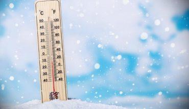 Frente frío causará lluvias fuertes en el oriente y suroeste del país