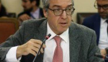 Gabriel Zaliasnik asumirá la defensa de Víctor Pérez por acusación constitucional en su contra
