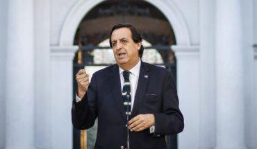 Gobierno asegura que acusación constitucional contra ministro Pérez no tiene fundamentos
