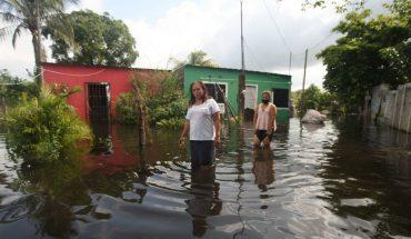 Gobierno de Tabasco acusa a CFE de inundaciones y exige indemnización