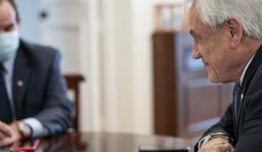 Habla el presidente Sebastián Piñera con Joe Biden