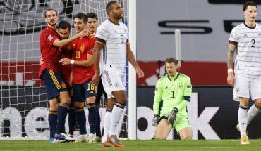 Histórico: España 6 - 0 Alemania, la peor derrota oficial en su historia