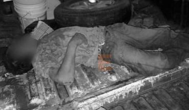 Hombre fallece tras ser atropellado ahora se busca a sus familiares en Lázaro Cárdenas