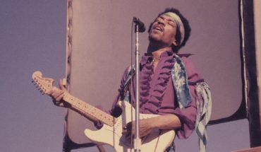 Hoy Jimi Hendrix cumpliría 78 años