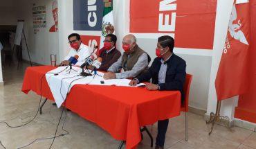 Incorporación de Jesús Reyna a MC no significa que será el candidato por Michoacán: Antúnez