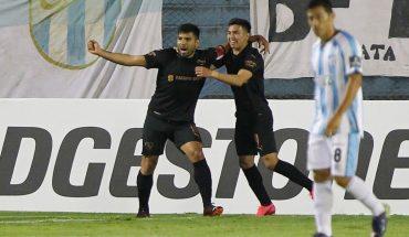 Independiente igualó 1 a 1 con Atlético Tucumán y clasificó a octavos