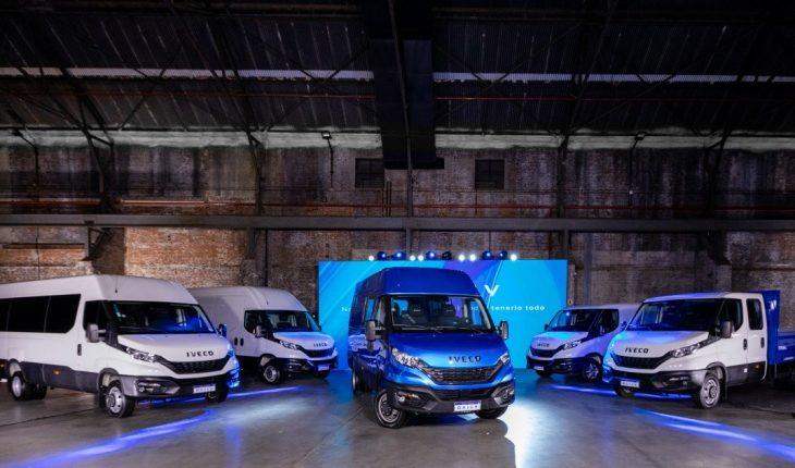 Iveco presentó la renovada gama Daily