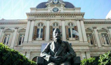 La Universidad Nacional de La Plata seguirá con clases virtuales