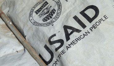 La ayuda americana