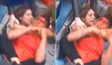 Ladrón robó a la persona equivocada, víctima le propina una golpiza en Argentina