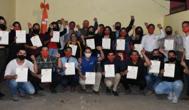 Los jóvenes son el eje fundamental de la Tercera Vía que construye Movimiento Ciudadano: Luis Manuel Antúnez