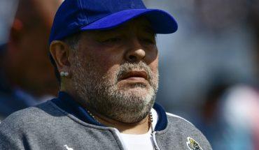 Maradona quedará bajo custodia de sus hijas y médicos