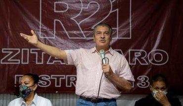 Maravatío y Zitácuaro también van con Raúl Morón a la gubernatura