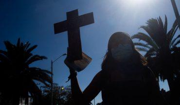 Marcha #25N no pasará al Zócalo si porta objetos peligrosos: Sheinbaum