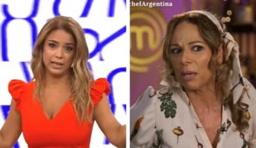 "Marina Calabró contó una infidencia de Masterchef: ""Total en Telefe ya nos odian"""