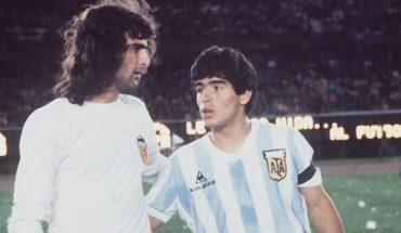 """Mario Alberto Kempes: """"La despedida es digna de un Dios futbolero"""""""