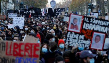 Masivas manifestaciones en Francia contra la nueva Ley de Seguridad