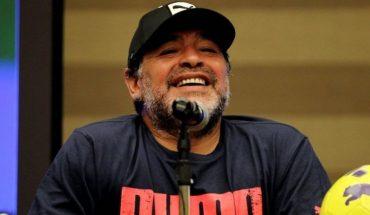 """Médico de Maradona afirmó que """"Diego está muy bien"""""""