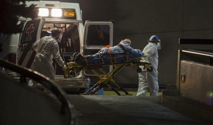 México acumula 104 mil muertes por COVID y confirma 8 mil casos más