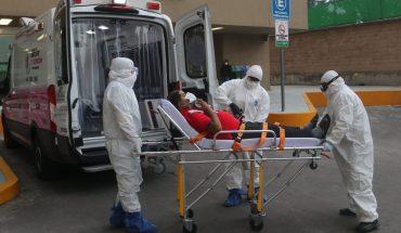 México registra 6 mil 388 casos más de COVID; 105 mil 655 han muerto