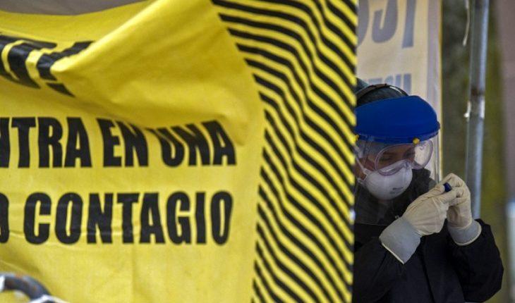 México registra la cifra récord de 10 mil 739 casos de COVID-19 en un día