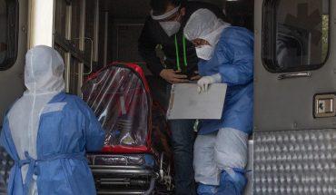 México reporta 12 mil 081 casos de COVID, la cifra más alta registrada en un día