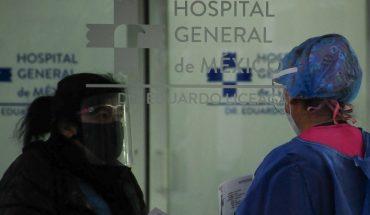 México suma 502 defunciones más por COVID; acumula 99 mil 528 casos