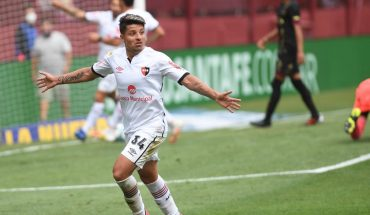 Newell´s goleó a Lanús en la Copa de la Liga Profesional