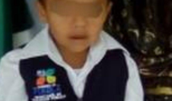 Niño se quema con café hirviendo en Puebla, piden ayuda para tratamiento
