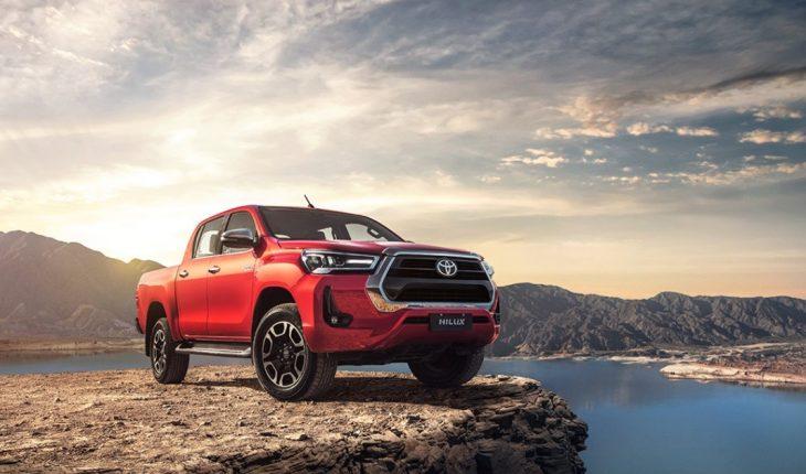 Nuevo diseño y más tecnología para la Toyota Hilux