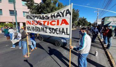 Pagan una quincena a trabajadores del Telebachillerato y otra a los del Poder Judicial