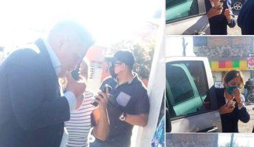 Piden justicia para Juan Carlos un vendedor de tamales que murió a manos de la policía en Celaya