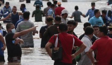 Podría tocar tierra Iota como categoría 5 en Nicaragua