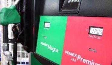 Precio de gasolina hoy 21 de noviembre en México