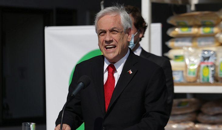 Presidente Piñera designó a 12 nuevas autoridades tras renuncias a un año de elecciones