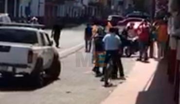 Privan de la vida a una mujer en una tienda de abarrotes en Pátzcuaro, Michoacán