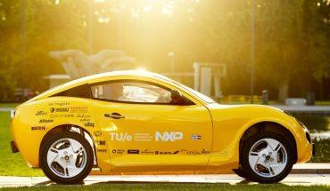 Reciclaron basura doméstica y del océano para fabricar un auto