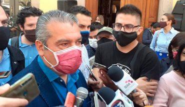 Recorte federal no afectará rubros como salud y educación en Michoacán: Morón